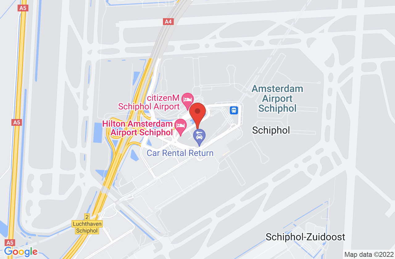 China Southern Airlines on Google Maps