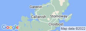 Isle Of Lewis map
