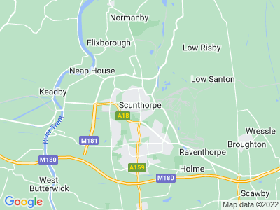 Personal Injury Solicitors in Scunthorpe