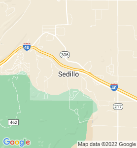 Sedillo NM Map