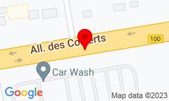Google Map of Segedinski put 42, Subotica