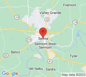 Job Map - Selma, Alabama  US