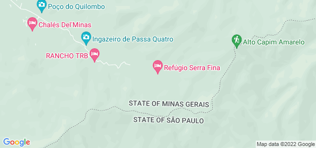 Serra Fina, Minas Gerais