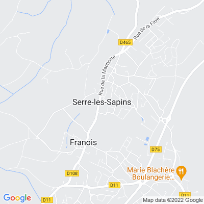 bed and breakfast Serre-les-Sapins
