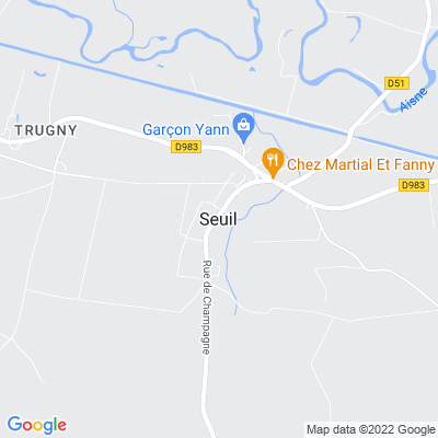 bed and breakfast Seuil