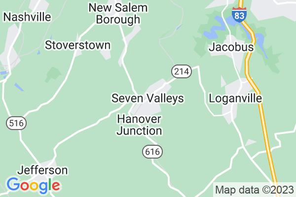 Seven Valleys, PA