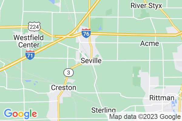 Seville, OH