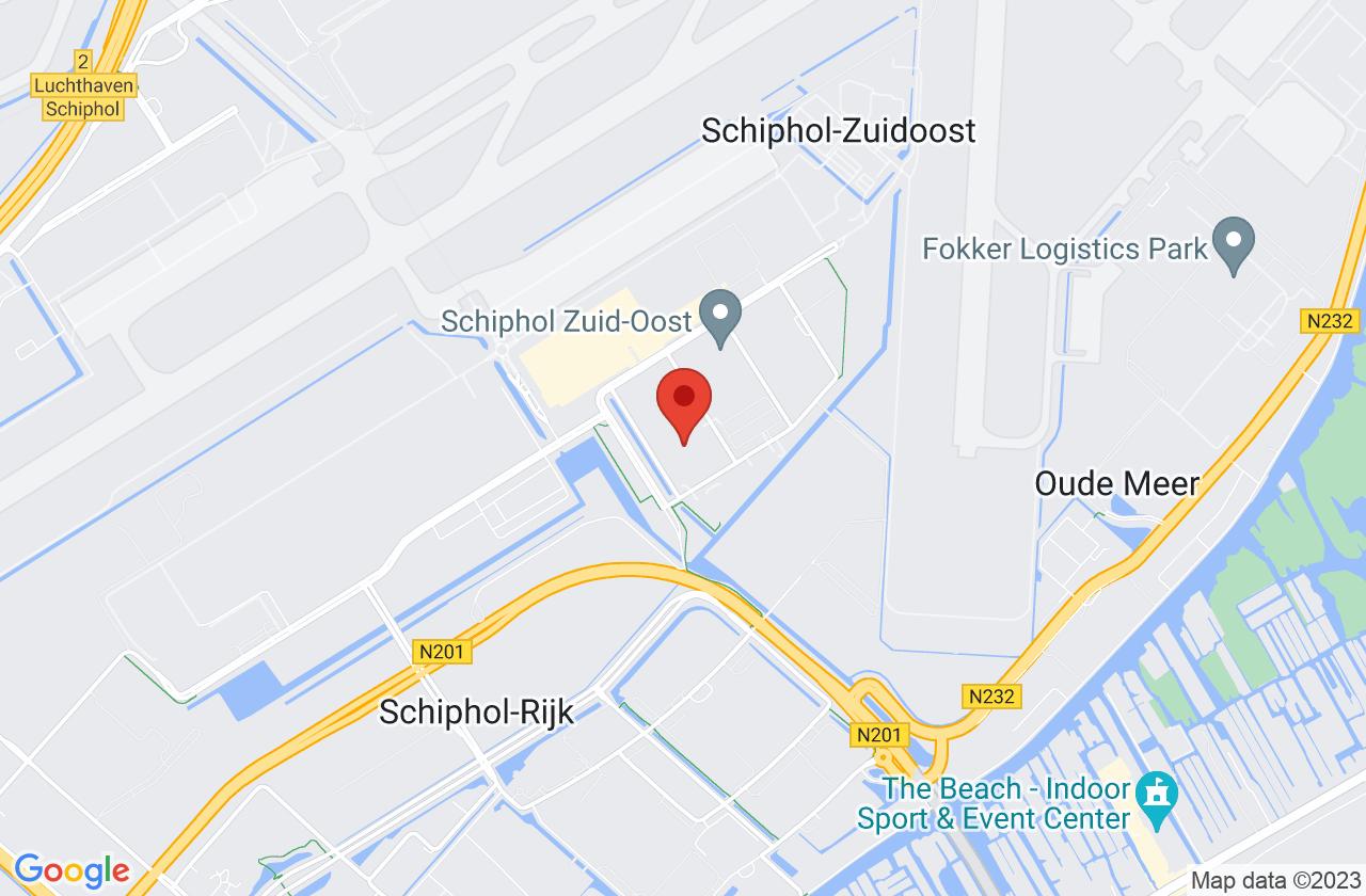 JAS Forwarding (Netherlands) BV on Google Maps