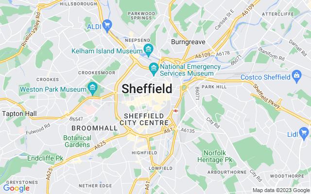 Sheffield Survey Quotes