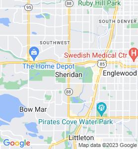 Sheridan CO Map