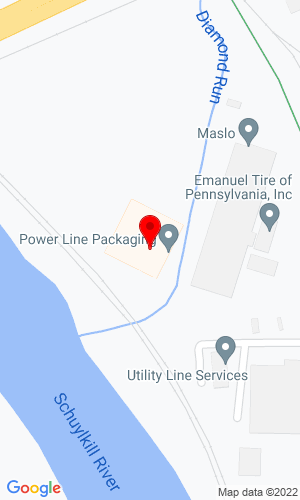 Google Map of ShorQuip Supply, Inc. 1302 Conshohocken Road, Conshohocken, PA, 19428