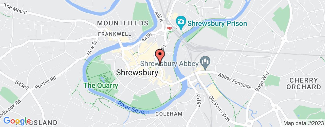 Shrewsbury Hair Salon