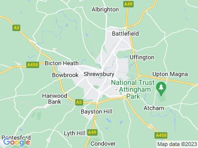 Personal Injury Solicitors in Shrewsbury