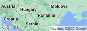Sibiu map