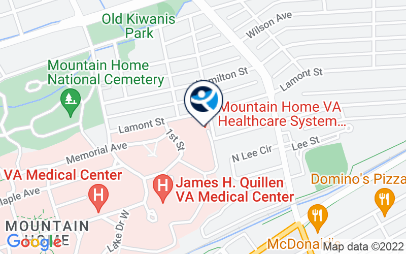 James H. Quillen VA Medical Center Location and Directions