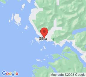Job Map - Sitka, Alaska  US