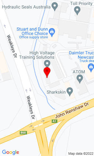 Google Map of Skala Australasia Pty Ltd PO Box 52, Newcastle, AU, NSW 2300