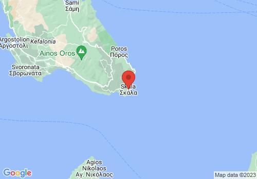 Localisation de MARINAKOS ORANGES FROM SKALA