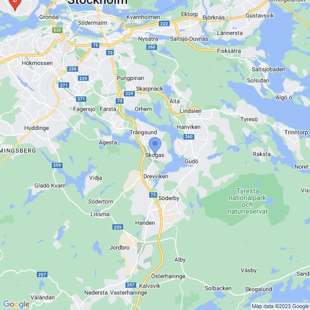 Datorhjälp Skogås