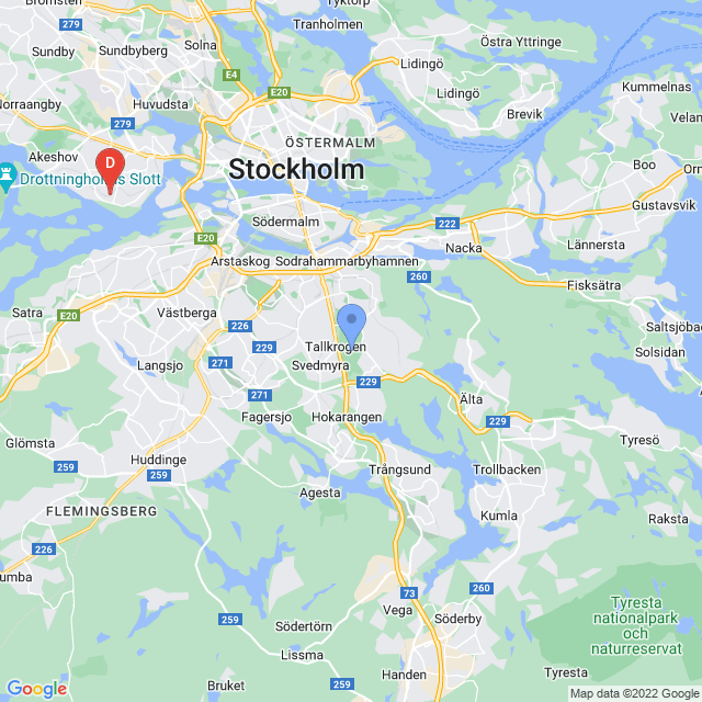 Datorhjälp Skogskyrkogården
