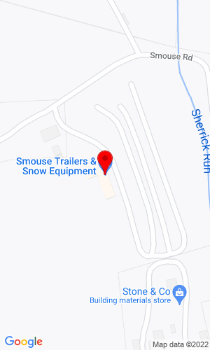 Google Map of Smouse Trailers & Snow Equipment 207 Smouse Road, Mt. Pleasant, PA, 15666