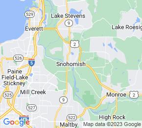 Job Map - Snohomish, Washington  US