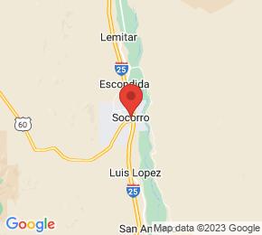 Job Map - Socorro, New Mexico  US