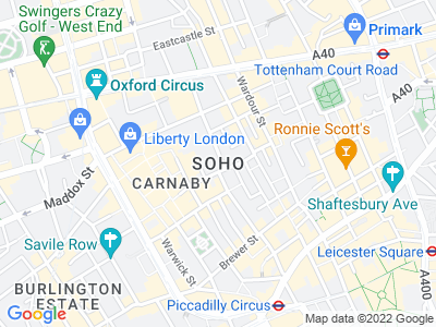 Personal Injury Solicitors in Soho