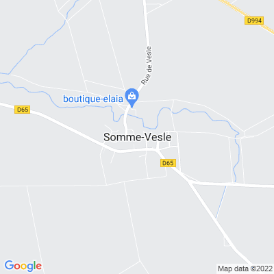 bed and breakfast Somme-Vesle