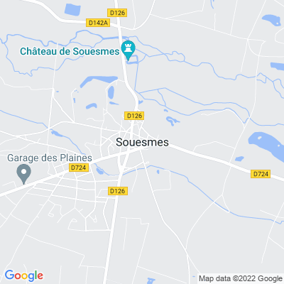 bed and breakfast Souesmes