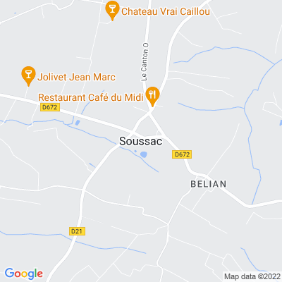 bed and breakfast Soussac