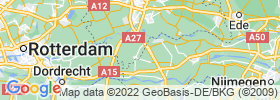 Leerdam map
