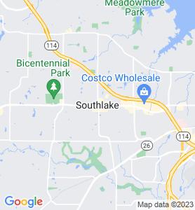 Southlake TX Map