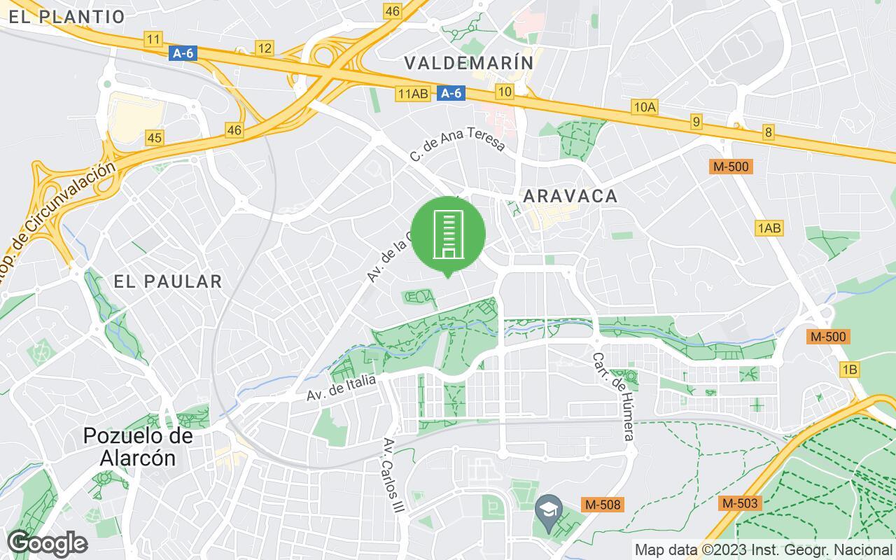Mudanza Fátima address