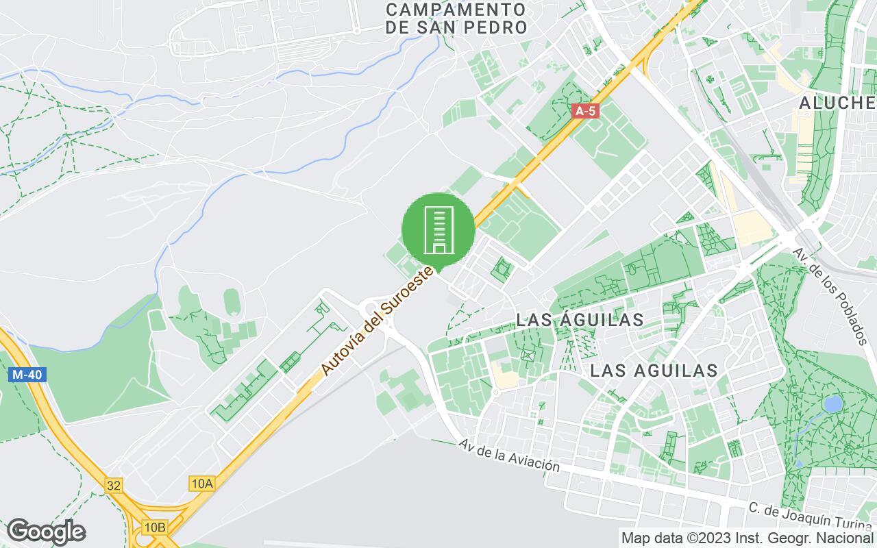 Mudanzas Ibérico address