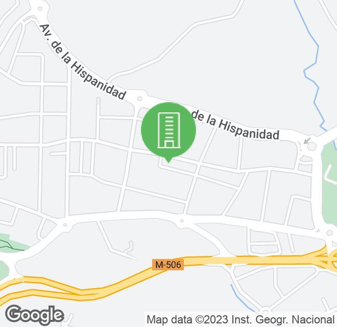 Mudanzas Plus Madrid address
