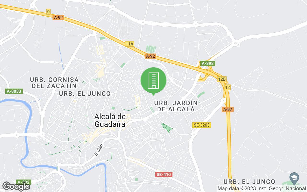 Mudanzas Alcalareña address
