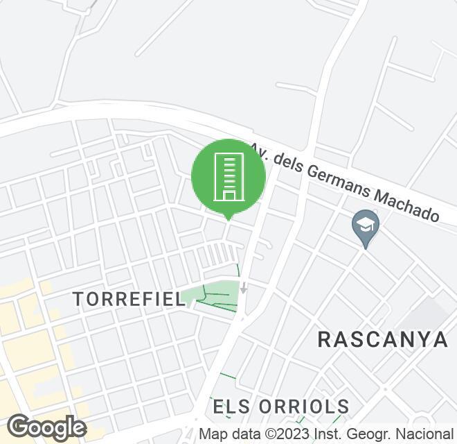 Mudanzas Plaza address