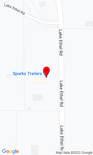 Google Map of Sparks Custom Trailer LLC 27521 County Hwy 5, Battle Lake, MN, 56515