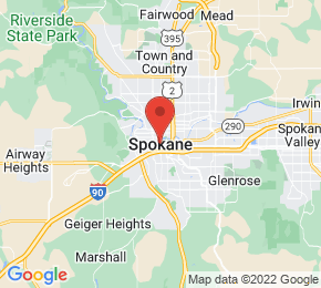 Job Map - Spokane, Washington  US