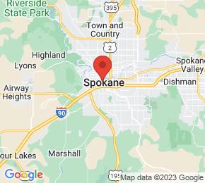 Job Map - Spokane, Washington 99204 US