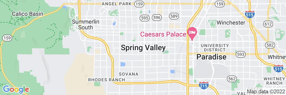 Pool Cleaning in Spring Valley, NV