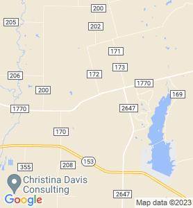 Sprinkle TX Map