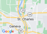 Open Google Map of St Charles Venues