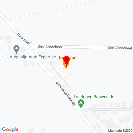 Google Map of St. Annadreef 2 4851 RC Ulvenhout