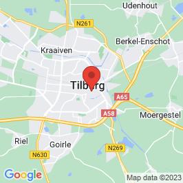 Google map of Duvelhok, Tilburg