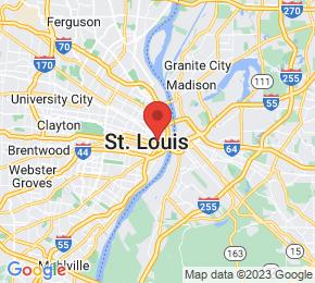 Job Map - St. Louis, Missouri  US