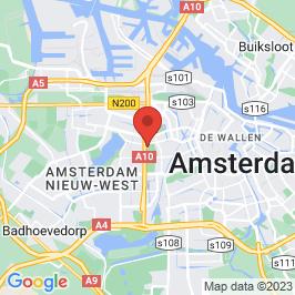 Google map of Rembrandtparkgebouw, Amsterdam
