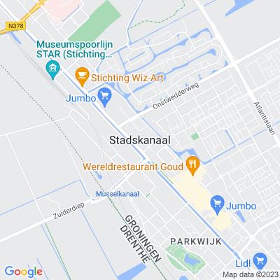 bed and breakfast Stadskanaal