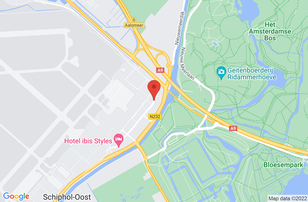 Jet Management Europe B.V. on Google Maps
